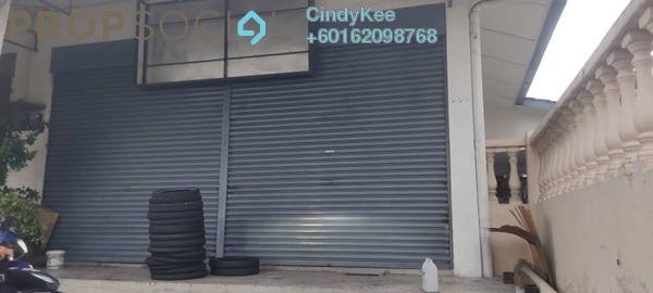 Shop For Rent in Sungei Way, Petaling Jaya Freehold Unfurnished 0R/0B 1k