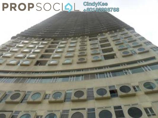 Serviced Residence For Sale in Park View, KLCC Freehold Fully Furnished 1R/1B 600k