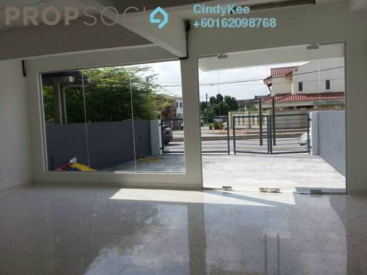 Terrace For Sale in SS2, Petaling Jaya Freehold Semi Furnished 4R/3B 1.2m