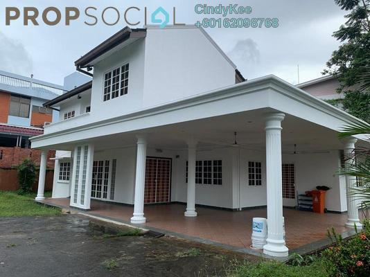 Bungalow For Rent in Section 17, Petaling Jaya Freehold Semi Furnished 6R/4B 6.5k