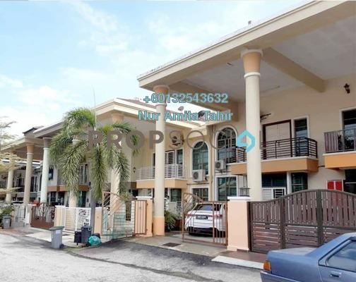 Terrace For Sale in Taman Puncak Bertam, Batu Berendam Freehold Semi Furnished 4R/3B 440k