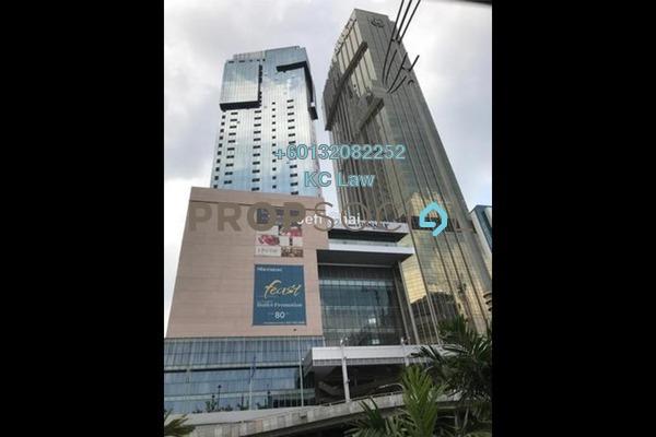 Office For Sale in Pinnacle, Petaling Jaya Leasehold Semi Furnished 0R/0B 540k
