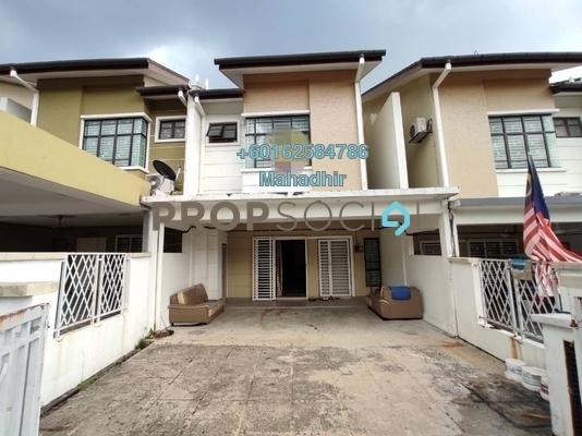 Terrace For Sale in Taman Puncak Saujana, Kajang Freehold Unfurnished 4R/3B 580k