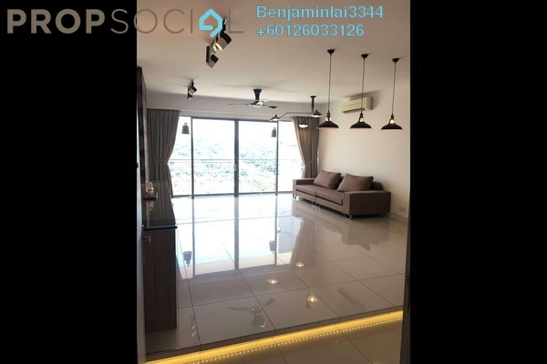 Condominium For Sale in The Westside One, Desa ParkCity Freehold Semi Furnished 2R/3B 1.6m