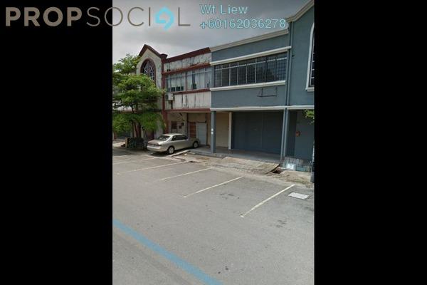 Factory For Rent in Bukit Kemuning Industrial Park, Kota Kemuning Freehold Unfurnished 0R/0B 2.6k