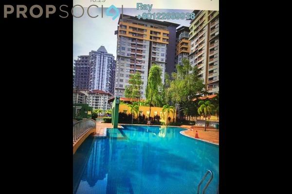 Condominium For Rent in Perdana Exclusive, Damansara Perdana Freehold Fully Furnished 3R/2B 1.8k