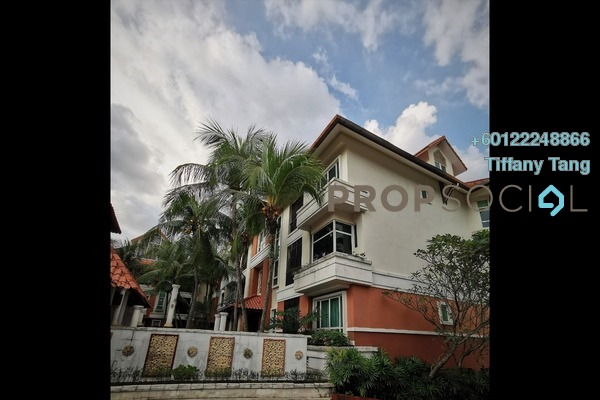 Duplex For Rent in 325 Persiaran Ritchie, Ampang Hilir Freehold Fully Furnished 4R/4B 14k