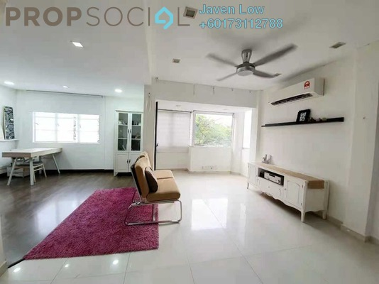 Townhouse For Rent in Villa OUG, Old Klang Road Freehold Fully Furnished 3R/2B 2k