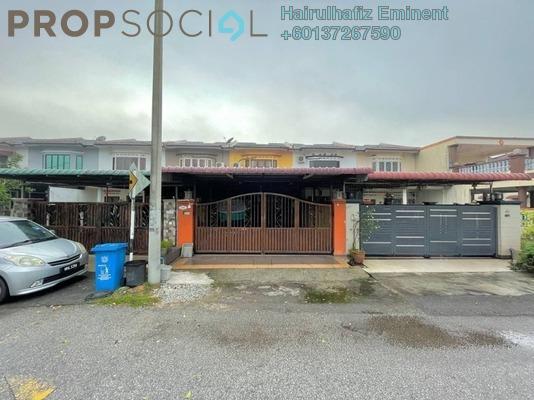 Terrace For Sale in Taman Teluk Jaya 2, Telok Panglima Garang Freehold Unfurnished 3R/3B 450k