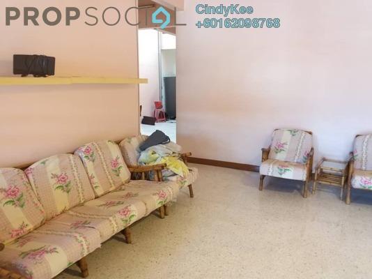 Terrace For Rent in SS3, Kelana Jaya Freehold Semi Furnished 4R/2B 1.5k