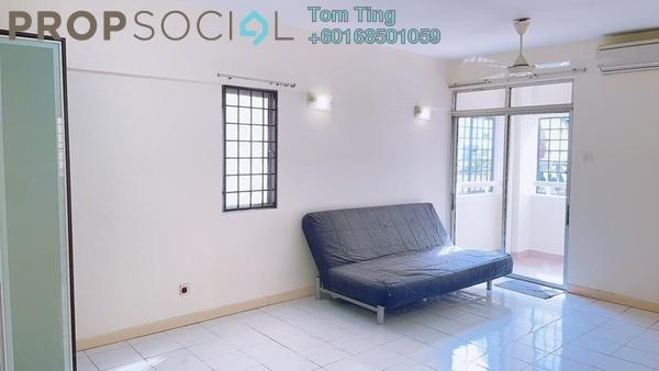 Condominium For Sale in D'Aman Crimson, Ara Damansara Freehold Semi Furnished 3R/2B 380k