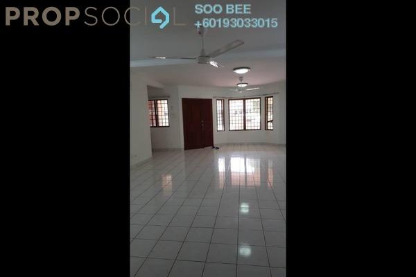Terrace For Rent in BU12, Bandar Utama Freehold Semi Furnished 3R/3B 2.3k