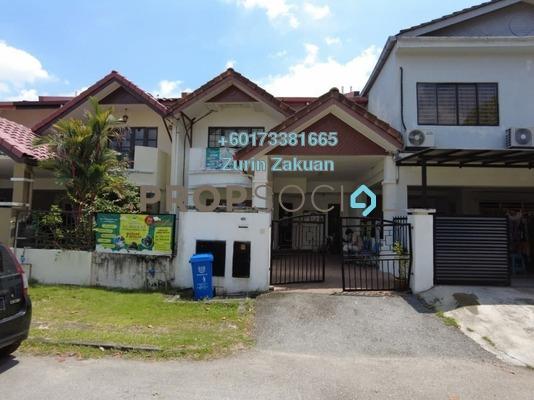 Terrace For Sale in Subang Bestari, Subang Freehold Semi Furnished 4R/3B 610k