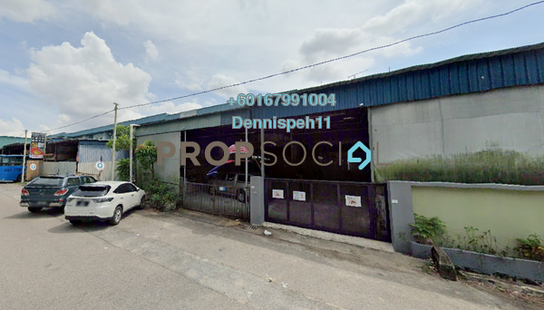 Factory For Rent in Taman Mount Austin, Tebrau Freehold Unfurnished 0R/0B 3.4k