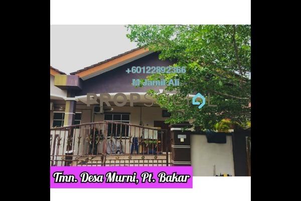 Semi-Detached For Sale in Parit Bakar, Muar Freehold Semi Furnished 3R/2B 390k