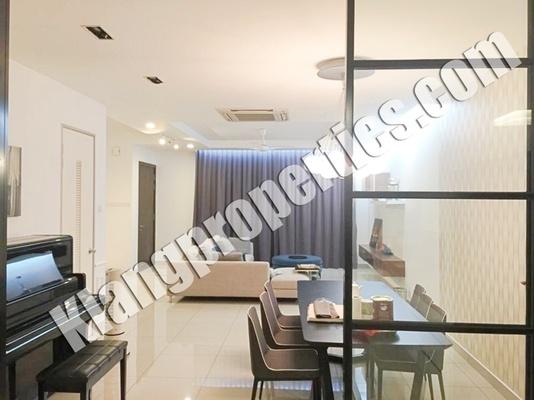 Terrace For Sale in Ambang Botanic 2, Klang Freehold Fully Furnished 4R/4B 1.08m