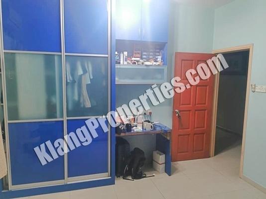 Semi-Detached For Sale in Taman Sri Andalas, Klang Freehold Semi Furnished 4R/4B 1.2m