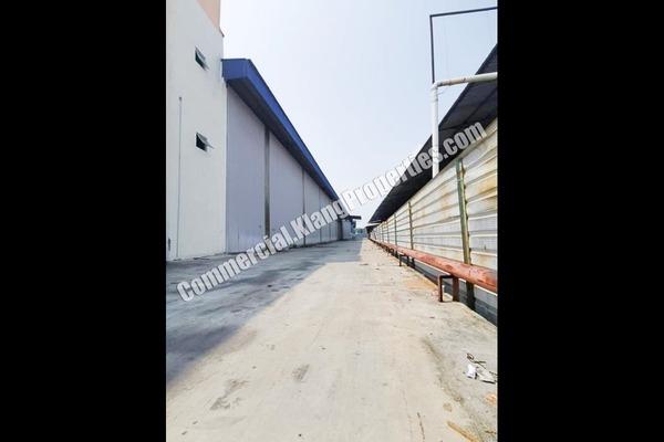 Factory For Rent in Kampung Telok Gong , Port Klang Freehold Unfurnished 0R/0B 68k