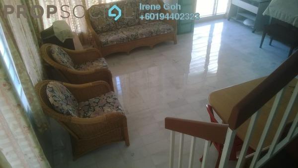 Duplex For Sale in Taman Seri Damai, Green Lane Freehold Fully Furnished 3R/2B 428k