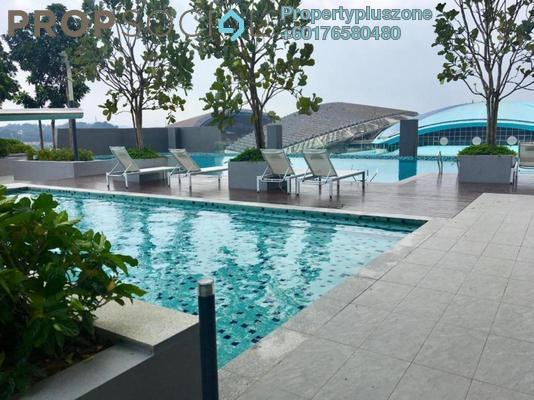 Condominium For Rent in Sri Acappella, Shah Alam Freehold Semi Furnished 2R/2B 1.7k