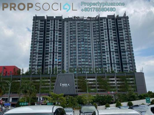 Condominium For Rent in Arte SW, Shah Alam Freehold Semi Furnished 2R/2B 1.7k