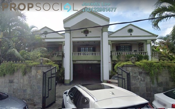 Bungalow For Sale in Section 11, Petaling Jaya Leasehold Semi Furnished 7R/5B 2.86m