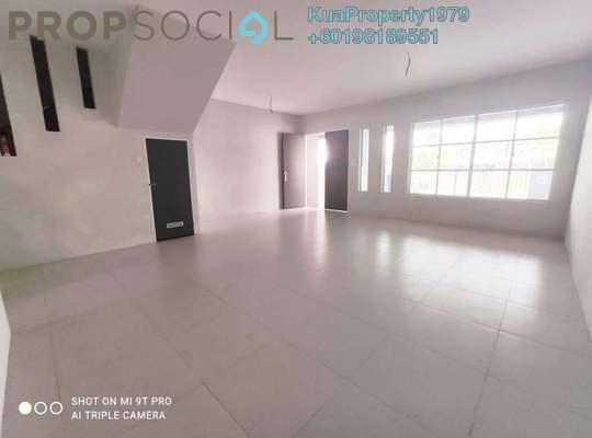 Terrace For Rent in Uni Garden, Kota Samarahan Freehold Unfurnished 4R/3B 1.2k