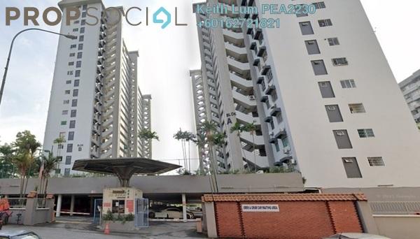 Condominium For Rent in Seri Cendekia Apartment, Cheras Freehold Semi Furnished 3R/2B 1.3k