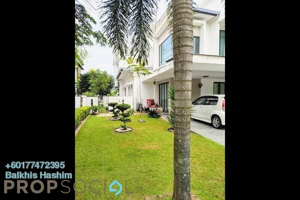 Bungalow For Sale in Lake Garden Villas, Cahaya SPK Freehold Semi Furnished 5R/6B 3.3m