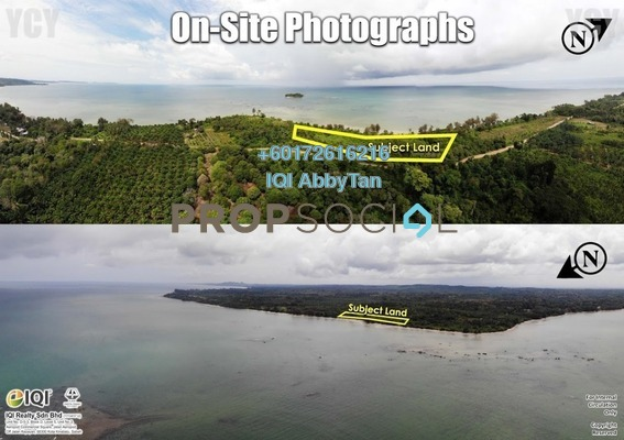 Land For Sale in Jalan Siampak Malidan, Menumbok Freehold Unfurnished 0R/0B 810k