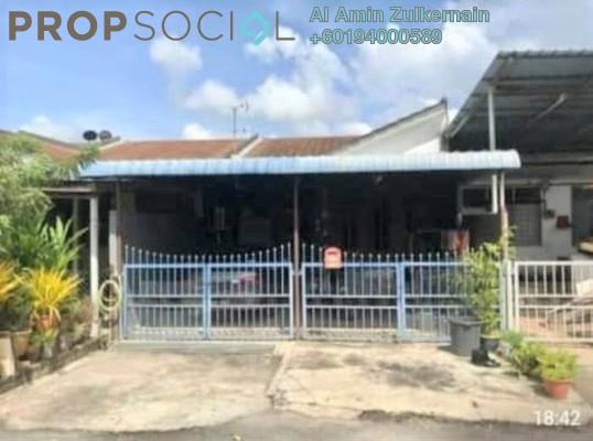 Teres Untuk dijual di Taman Seri Wang, Arau Freehold Unfurnished 3R/1B 240Ribu