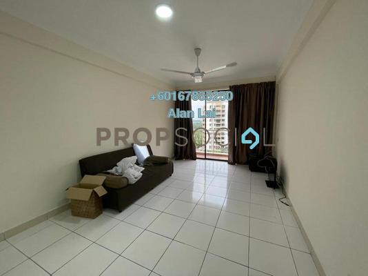 Condominium For Rent in Cyberia SmartHomes, Cyberjaya Freehold Semi Furnished 3R/2B 900translationmissing:en.pricing.unit