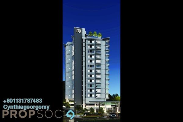 Condominium For Sale in Maya @ Likas, Kota Kinabalu Freehold Semi Furnished 3R/2B 630k