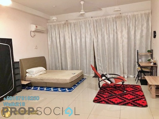 Condominium For Rent in Palazio, Tebrau Freehold Fully Furnished 0R/1B 1k