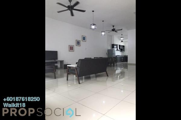Terrace For Rent in Horizon Residence 2, Bukit Indah Freehold Fully Furnished 4R/4B 2k