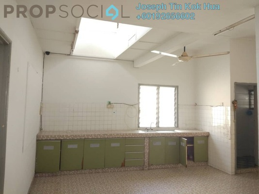 Terrace For Sale in Taman OUG, Old Klang Road Freehold Semi Furnished 3R/2B 800k