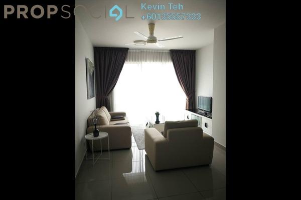 Condominium For Sale in Solaris Dutamas, Dutamas Freehold Fully Furnished 2R/2B 850k