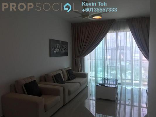 Condominium For Rent in Solaris Dutamas, Dutamas Freehold Fully Furnished 2R/2B 3.5k