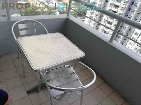 Condominium For Rent in BaysWater, Gelugor Freehold Fully Furnished 4R/3B 2.6k