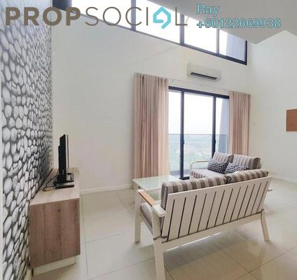 Condominium For Sale in D'Latour, Bandar Sunway Freehold Fully Furnished 3R/2B 670k