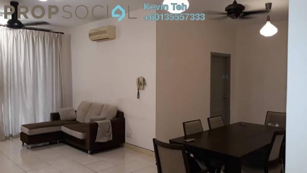 Condominium For Sale in Casa Kiara I, Mont Kiara Freehold Fully Furnished 3R/3B 760k