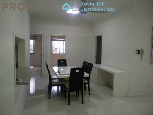 Condominium For Sale in Casa Kiara I, Mont Kiara Freehold Semi Furnished 3R/3B 800k