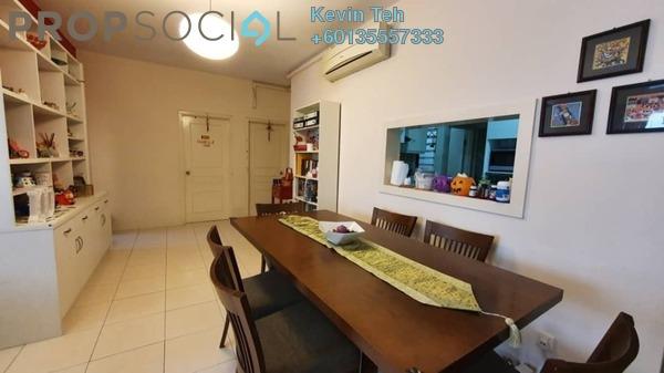 Condominium For Sale in Casa Kiara I, Mont Kiara Freehold Semi Furnished 3R/3B 750k