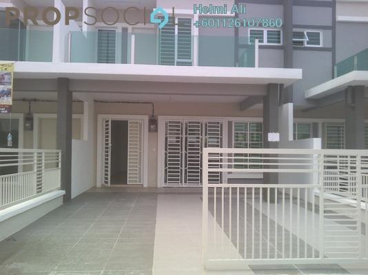 Terrace For Sale in Taman Nusari Aman, Bandar Sri Sendayan Freehold Semi Furnished 4R/4B 520k