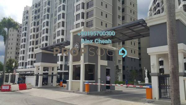 Condominium For Sale in Upper East @ Tiger Lane, Ipoh Freehold Unfurnished 3R/2B 500k