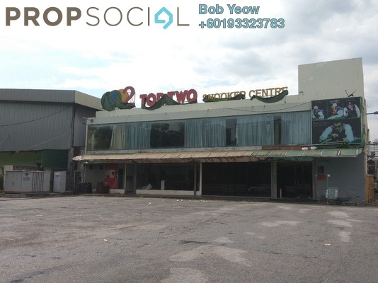 Factory For Rent in Kuchai Business Park, Kuchai Lama Freehold Unfurnished 0R/0B 65k