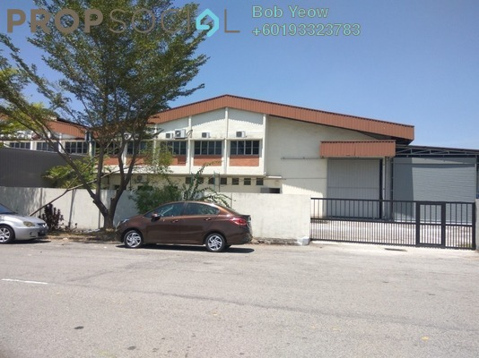 Factory For Rent in Section 16, Shah Alam Freehold Unfurnished 0R/0B 15k