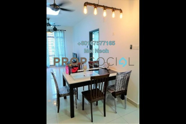 Serviced Residence For Sale in D'Ambience, Johor Bahru Freehold Fully Furnished 1R/1B 258k