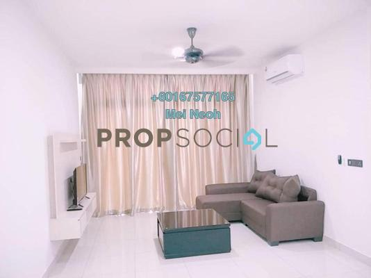 Serviced Residence For Sale in Green Haven, Johor Bahru Freehold Fully Furnished 2R/2B 659k