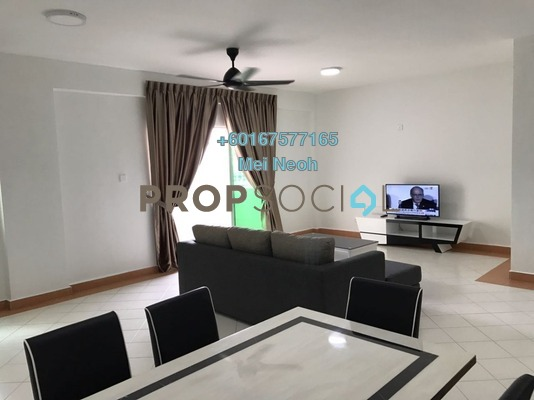Apartment For Rent in Bayu Puteri 1, Johor Bahru Freehold Fully Furnished 2R/1B 1.7k